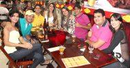 Show de Cristiano Junior no La veritá delicatessen em Itabaiana dia 13-09-2014 fotos de José Luiz