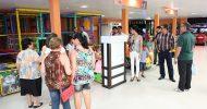 Inauguração das novas instalações da Loja Avelan Móveis e Decoração no Shopping Avelan em N. S. da Glória-SE dia  29-09-2014  fotos Studio Jaime da Perfil