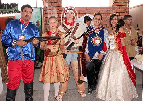 13ª Gincana Literária do Colégio Monteiro Lobato no Espaço de Festa do Monteiro