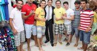 Parte – 01- Inauguração das novas instalações da nova Billy Jeans em Ribeirópolis-SE dia 18-09-2014 fotos Studio jaime da perfil