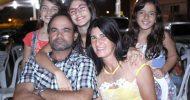 Show de MPB com os cantores Cena, Joisse Cavalho, e Cristiano Junior no Lá verita em Itabaiana-SE dia 18-10-2014