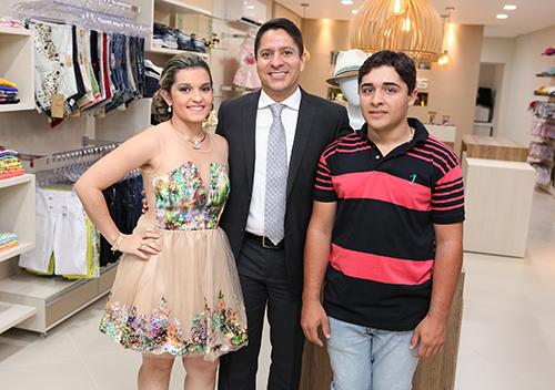 Inauguração das novas instalações da  nova Billy Jens em Ribeirópolis-SE