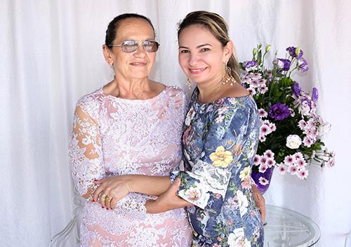 Comemoração dos 70 Anos de Dona Maria Celuta
