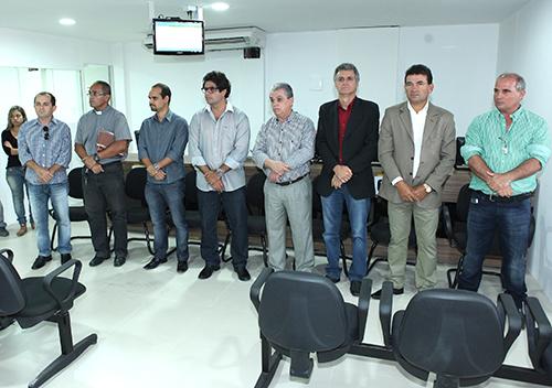Inauguração das novas instalações do Ciretran de N. S. da Glória-SE no Shopping Avelan