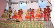 3º Sarau de Poesia no espaço de festa do Colégio Monteiro Lobato no Chiara Lubich em Itabaiana dia 21-11-2014