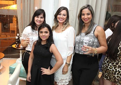 Inauguração das novas instalações da loja Luana Home móveis e decoração