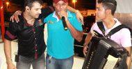 Show do cantor Jaílson Lima no La Veritá Delicatessen de Itabaiana-SE dia 13-06-2015