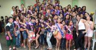 Concurso Rainha dos Caminhoneiros da Cidade de Campo do Brito-SE dia 05-08-2015