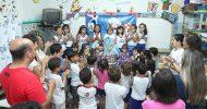 Comemoração dos 6 Aninhos da Princesa Esther Vieira, Filha de Patricia e Armando dia 14/09/2015