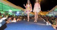 Desfile de Moda na 1ª Feira de Negócios de Campo do Brito-SE dia 03/10/2015 fotos de Fausto Filho