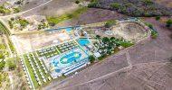 Ampliação do Cajueiro Park de Itabaiana-SE Fotos Master Drones