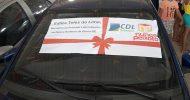 Entrega dos carros da campanha Natal dos Sonhos da CDL de Itabaiana-SE dia 15-02-2017