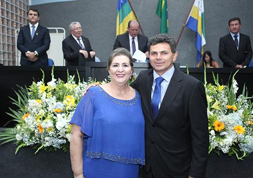 Posse do prefeito Valmir de Francisquinho em Itabaiana-SE
