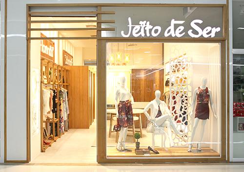 Inauguração da nova Jeito de Ser no Shopping Peixoto
