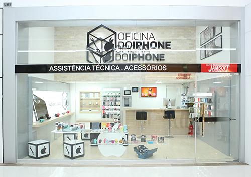 Inauguração da nova Oficina do iPhone no Shopping Peixoto