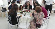 Recepção com Almoço para convidados da Inauguração da Joalheria A Novidade no Espaço de Festa Morumbi dia 04/07/2017 Fotos Anova Revista