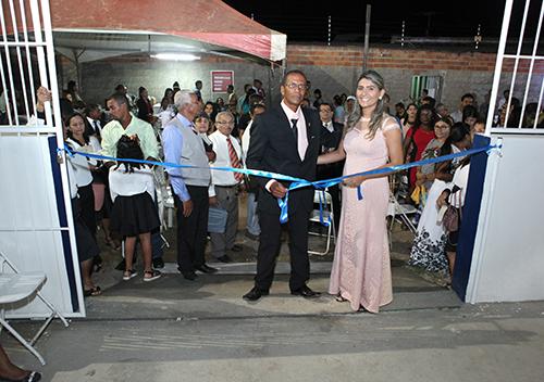 Inauguração da Igreja Unção de Deus El Shaday