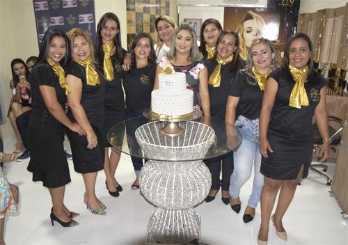 Inauguração da Eko Fly Cosméticos Distribuidora, Centro Técnico e Espaço de Beleza