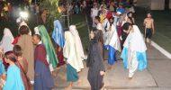 Encenação da Paixão de Cristo do Povoado Mangabeira de Itabaiana-SE dia 29-03-2018 Fotos Studio Anova Revista