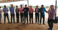 Assinatura da ordem de serviço para a construção do Sesc/Senac de Itabaiana-SE dia 13-04-2018 Fotos Anova Revista