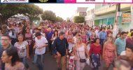 Procissão de Santo Antônio Padroeiro de Itabaiana-SE dia 13 de Junho 2018 Fotos Anova Revista