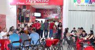 Inauguração do Restaurante e Pizzaria Buon Appetito na Avenida Dr Luiz Magalhães 733 em Itabaiana Fotos Anova Revista