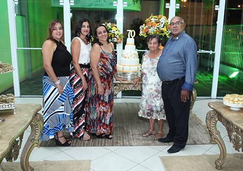 Comemoração dos 70 Anos de Carlos Alberto Bolero