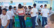 9ª Fecentec do Colégio Monteiro Lobato de Itabaiana-SE dia 24-10-2018 Fotos Anova Revista