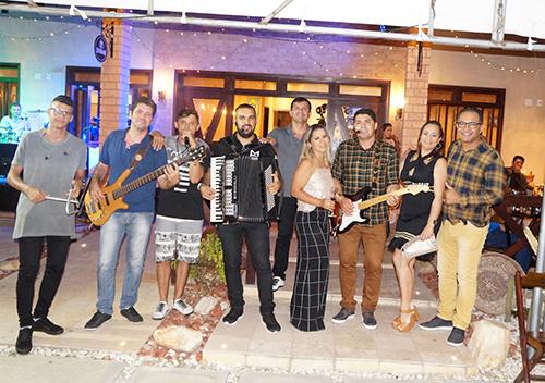 Comemoração do 1º aniversário do Restaurante Tempero do Sertão