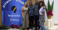 Posse do Grêmio Estudantil Marielle Franco do Colégio Estadual Gentil Tavares da Mota em Frei Paulo-SE dia 12-04-2019. Fotos Dayvide Portinaly