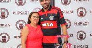 Aniversário de Lucas Moura dia 01-05-2019 Fotos Arquivo Pessoal