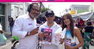 Programa Anova Revista da Rádio FM Princesa 99.3 – Especial Dia das Mães na feira de Itabaiana-SE, dia 11-05-2019. Fotos Anova Revista