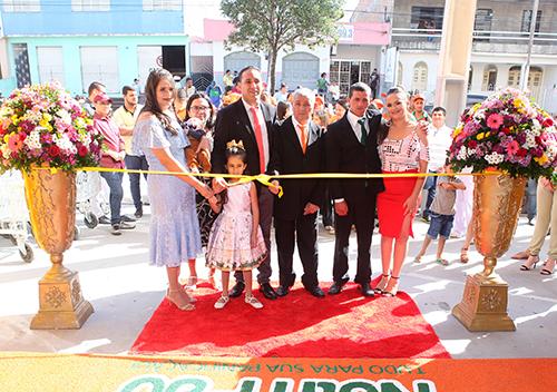 Inauguração da Nutri Pão em Itabaiana-SE