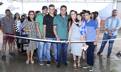 Inauguração da Lourenço Atacadista em Itabaiana-SE