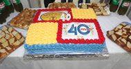 Aniversário de 40 anos do Supermercado Irmãos Peixoto em Itabaiana-SE, dia 06-09-2019