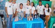10ª FECENTEC do Colégio Monteiro Lobato de Itabaiana-SE, dia 31-10-2019. Fotos Anova Revista.