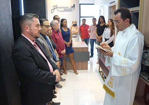 Inauguração da Johnatas Aragão Advocacia e Consultoria Jurídica