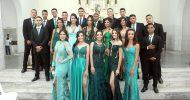 Formatura de Alana do 3º Ano do Colégio Nota Dez, em Malhador-SE, dia 15-12-2019. Fotos Anova Revista