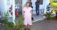Aniversário de 85 anos de Firmina, dia 02-08-2020. Fotos Anova Revista.