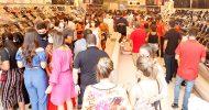 Reinauguração da Supermoda em Itabaiana-SE, dia 25-11-2020. Fotos: Anova Revista.